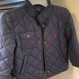 Ralph Lauren 4T jacket , Never worn
